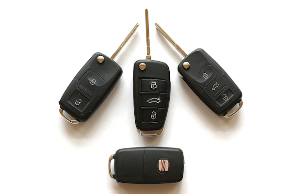 Seat Replacement Car Keys